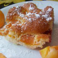 Jemný meruňkový koláč recept
