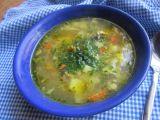 Zeleninová polévka s kari a zázvorem recept