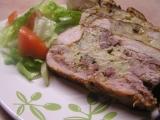 Kuřecí roláda s nádivkou a hermelínem recept