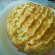 Hraběnčin jablkový koláč recept
