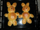 Velikonoční zajíčci a mazance recept