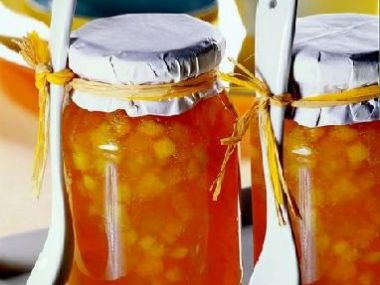 Broskvovo-meruňkový džem