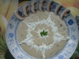 Žampionová polévka recept