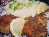 Ryby smažené s chutí orientu recept