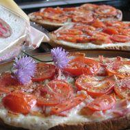 Italské toasty recept