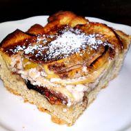 Finský jablečný koláč recept