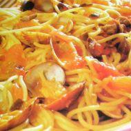 Špagety s korsickou omáčkou recept