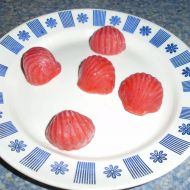 Jahodové mušličky recept