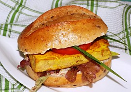 Tofuburger recept