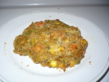 Placičky ze zeleniny recept