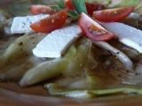 Cuketa ala Carpaccio recept
