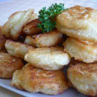 Smažené bramborové knedlíčky recept