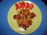 Kuřecí prsa s ananasem II recept