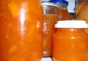 Meruňková marmeláda (džem)