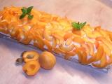 Meruňková roláda recept