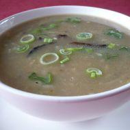 Bramborovo-houbová polévka recept