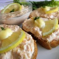 Domácí lososový krém recept