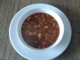 Dršťková polévka z kuřecích kůží recept