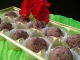 Bleskové piškotové kuličky (na poslední chvíli) recept