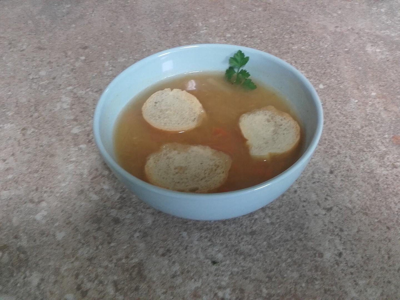 Francouzská polévka recept