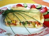 Zelenina v bramborovém těstě recept