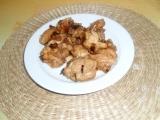 Kuřecí kostky recept
