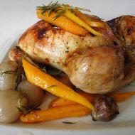 Rozmarýnové kuře se šalotkou recept