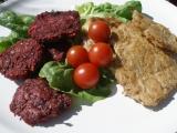 Placičky z řepy nebo zelí s chutí Indie recept