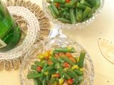Lehký fazolkový salát recept