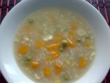 Jarní zeleninová polévka recept