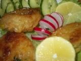 Pikantní rybí bochánky /burgry/ z uzené ryby recept