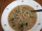 Polévka z čínského zelí recept