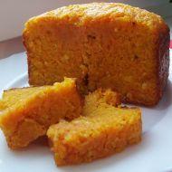 Sladký mrkvový chlebíček z domácí pekárny recept