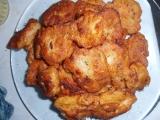 Kuřecí kousky v bramborovém těstíčku recept