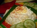 Orientální rýžový salát recept