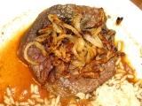 Malajské hovězí maso recept