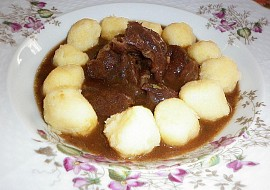 Carbonnades Flamandes  Vlámský guláš recept