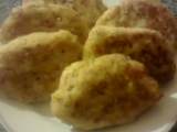 Bramborové placičky z knedlíků recept
