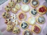 Svatební koláčky se šlehačkou recept