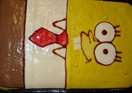 Spongebob  dort recept