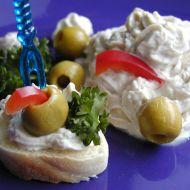 Sardelový pěnový sýr recept