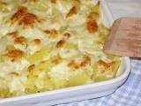 Plesnivé brambory recept