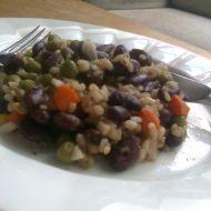 Fazole s rýží recept