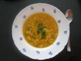 Maďarská hrášková polévka recept