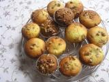Muffiny s povidly a tvarohem recept