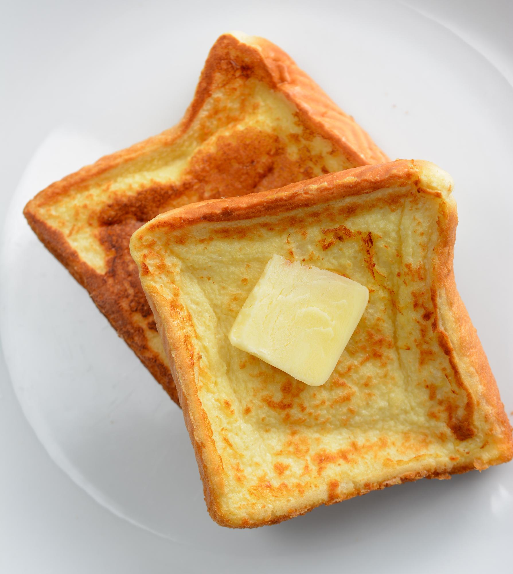 Francouzský toast recept