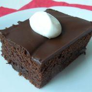 Jogurtový koláč s čokoládou recept