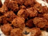Masové kuličky s kokosem recept