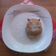 Hruškové sovičkové muffiny recept