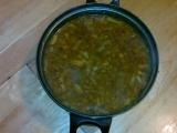 Dršťková  polévka z masáků recept